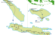 Veelzijdig Indonesië - 29 dagen