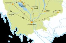 Cambodja, compleet - 22 dagen