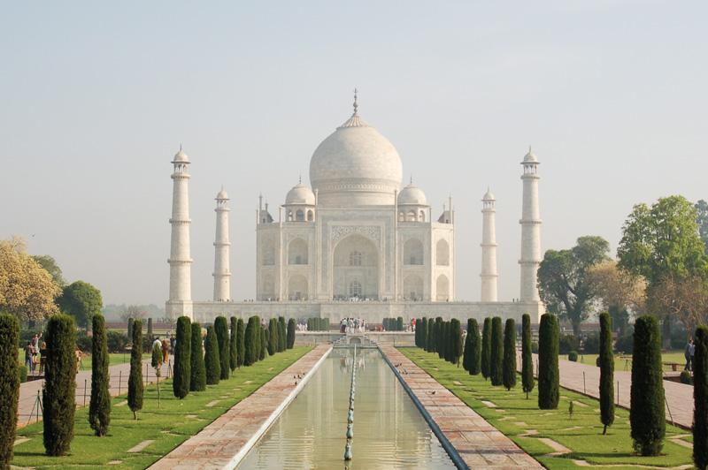 Bekende Gebouwen In India.De Gouden Driehoek 11 Dagen Waq Travel