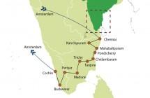 Zuid India - 12 dagen